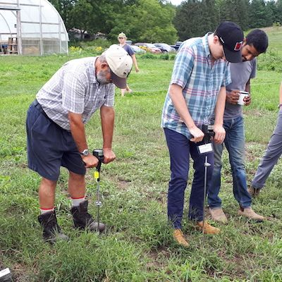 Soil Health Program & Benchmark Study