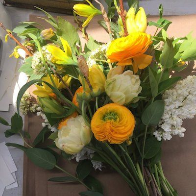 Ecological Cut Flower Production for Wholesale and Events