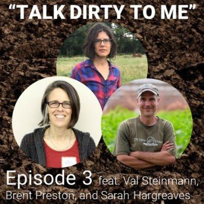 """EFAO Farmers Talk Soil Health on Podcast """"Talk Dirty to Me"""""""
